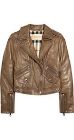 Burberry Brit - Leather Jacket - Must Have!