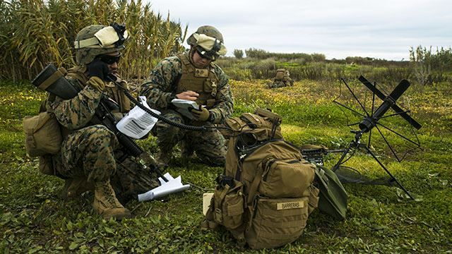 Marine Corps Field Radio Operator Google Search
