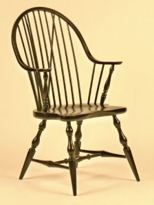 Brace Back Windsor Chair Collection