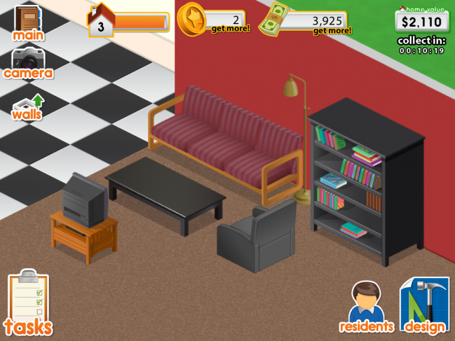 Play Online House Design Games Home And Style Freemium