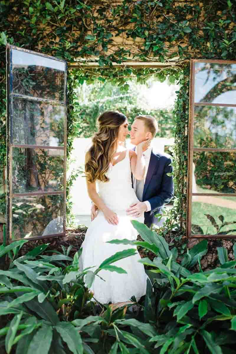 Navy and White Wedding at The Acre Orlando - Downtown Orlando ...