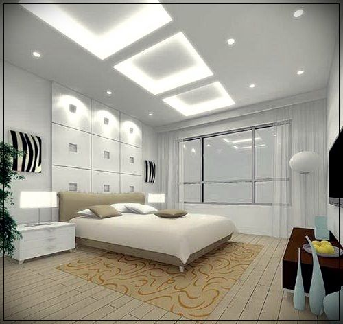 Modern Double Bedrooms 2019 Decoration And Photos Light