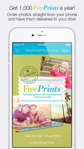 get 1 000 freeprints a year order photos straight from your phone