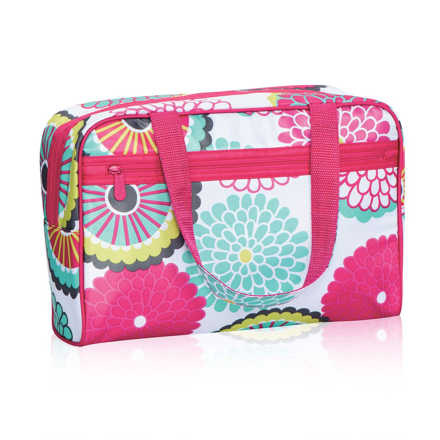 Handle It Cosmetic Bag In Bubble Bloom For 30 Look Your Best With A That Does The Same You Re Sure To Love This Update Set