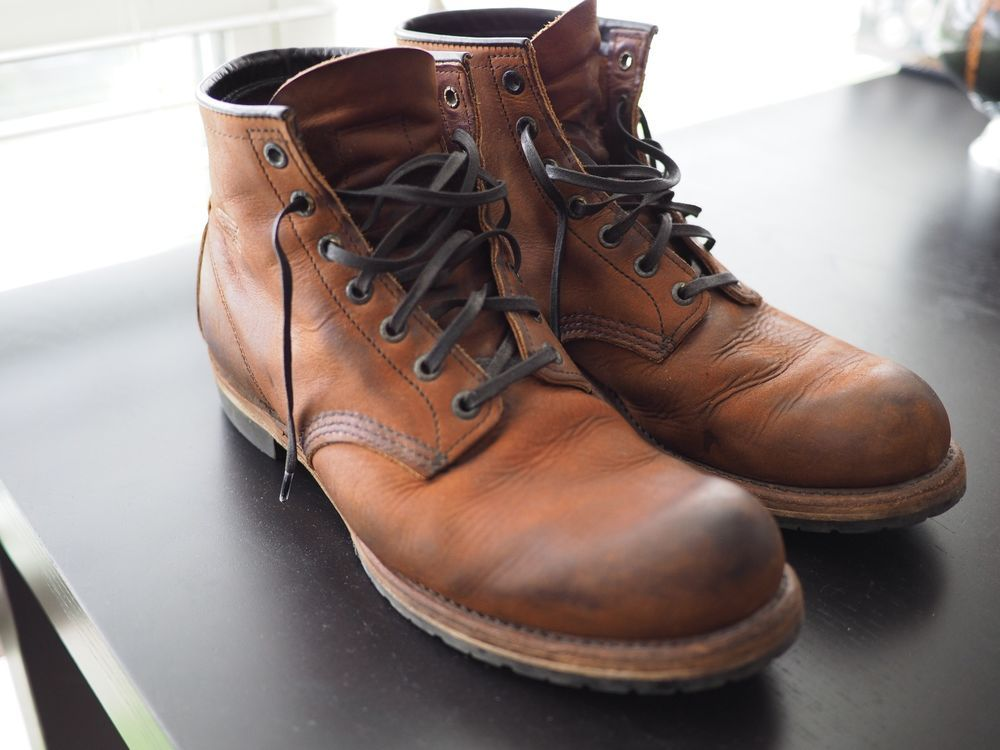 367000260e8 Red Wing for J.Crew Beckman Boots, Size 10 #RedWing #Military | yes ...