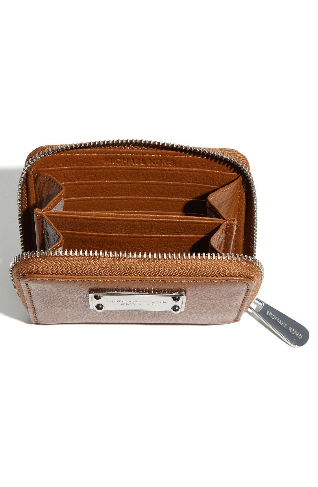 04151694f1ddb6 Michael Kors Wallet Small Zip Around   handbags & clutches   Michael ...
