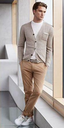 Brown / grey / white