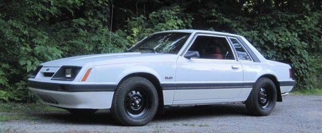 I Like The Steel Wheel Look Cool Car Pictures Fox Body Mustang Fox Mustang