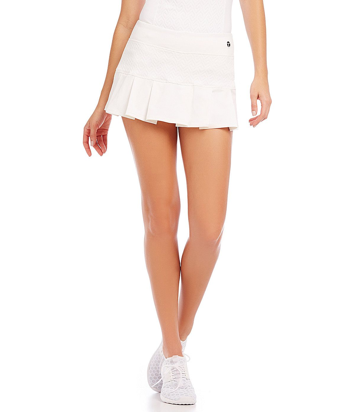7b35bfd006a Trina Turk Recreation Racquet Club Jacquard Tennis Skirt
