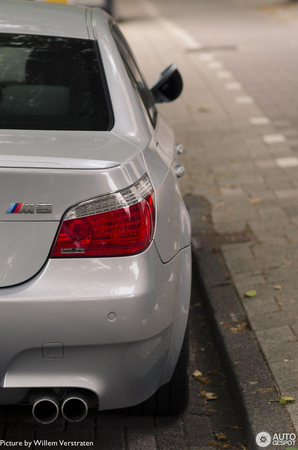 BMW M5 E60 - 22 augustus 2013 - Autogespot