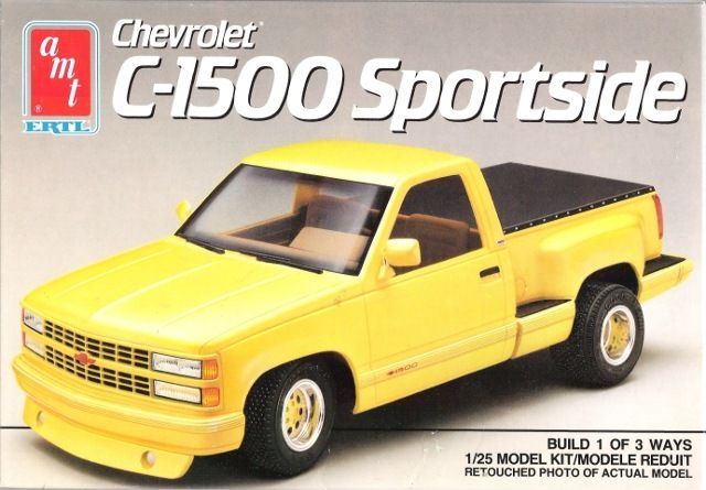 Amt Chevrolet C 1500 Sportside Google Search With Images
