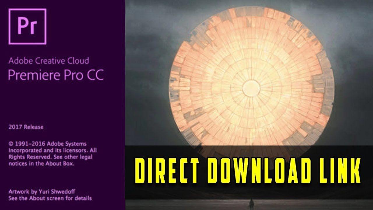 adobe premiere pro cc 2017 download free