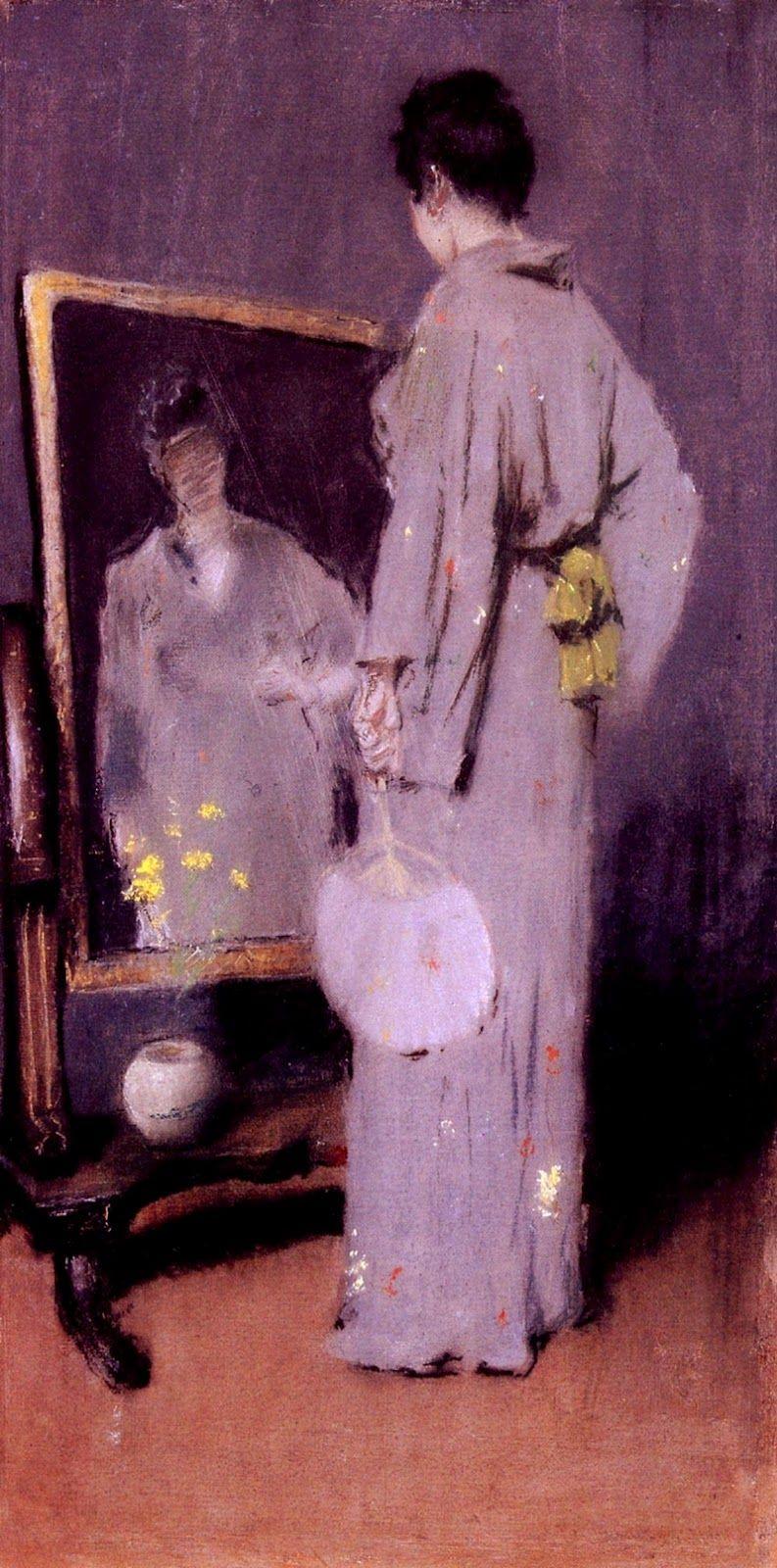 William Merritt Chase ~ Impressionist painter | Tutt'Art@ | Pittura • Scultura • Poesia • Musica