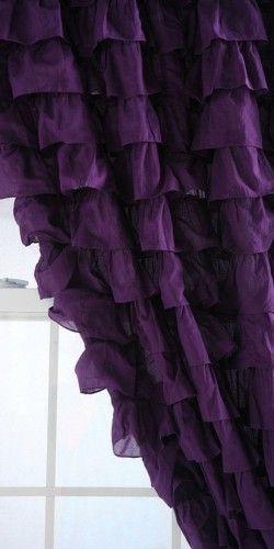 Purple, purple, purple.