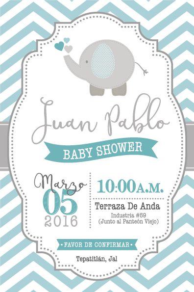 Bautizo En 2019 Dibujos Baby Shower Baby Shower Elefantes