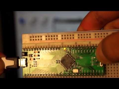 STM32F4Stamp, a Breakout Board for STM32F4 | Eleccelerator