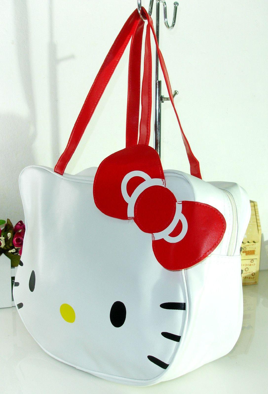 New Hellokitty  SHOULDER BAG PURSE KKL-579W