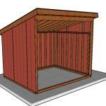 Pig Shelter Plans MyOutdoorPlans