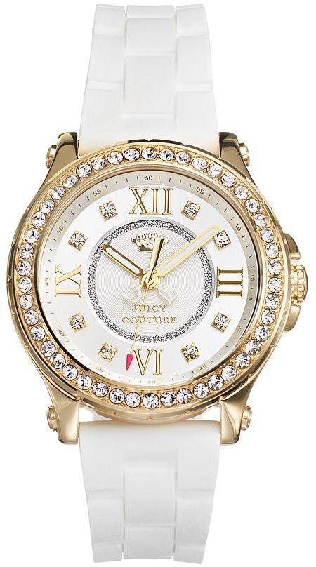 Juicy Couture Pedigree Women S Watch Wrist Watch Yellow Gold Chopard