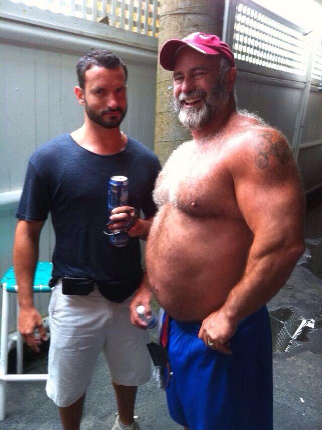 Muscle Woof On Instagram Bears: Bear Men, Mature Men, Big Men