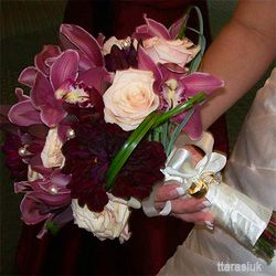 bouquet burgundy - Cerca con Google