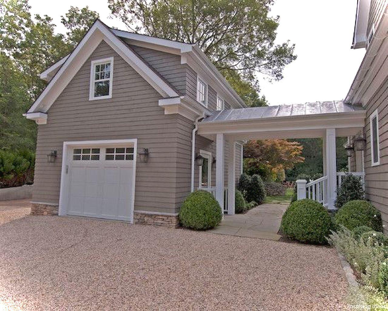 44 Best Small Cottage House Exterior 27 With Garage Lovelyving Com Detached Garage Designs Garage Design Garage Plans Detached