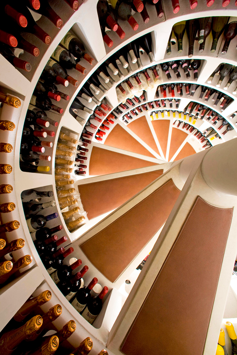 Successfully Cellaring Your Wine Collection Home Wine Cellars Spiral Wine Cellar Wine Cellar