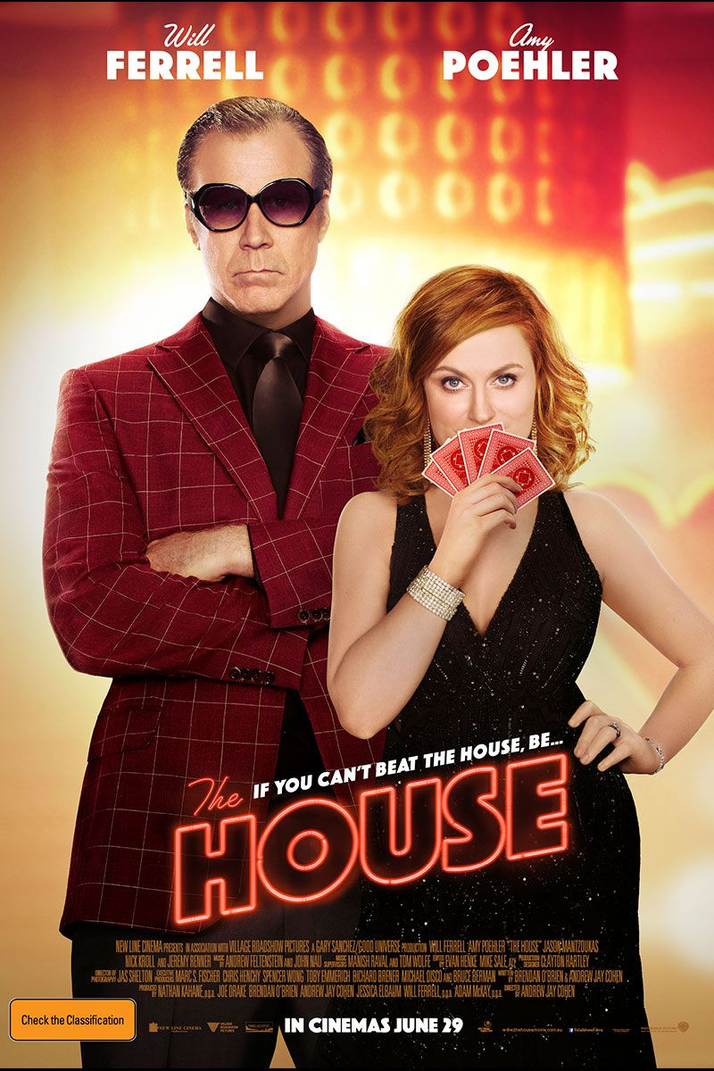 Watch Ultrahd The House 2017 Full Movie Online Free