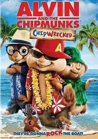 Alvin The Chipmunks 3 Chipwrecked Dvd Ws 1 85 Eng Fr Sp Sub Sac Alvin And The Chipmunks Chipmunks Chipmunks Movie