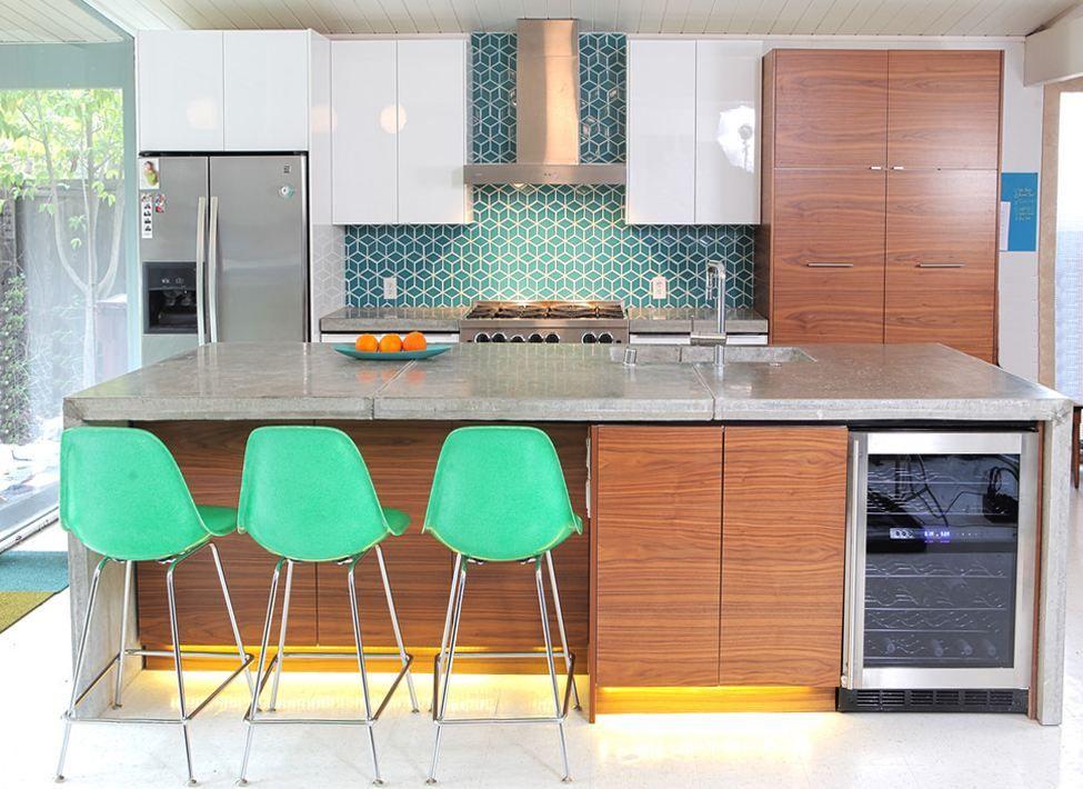 Blog | Destination Eichler A midcentury modern Eichler kitchen ...
