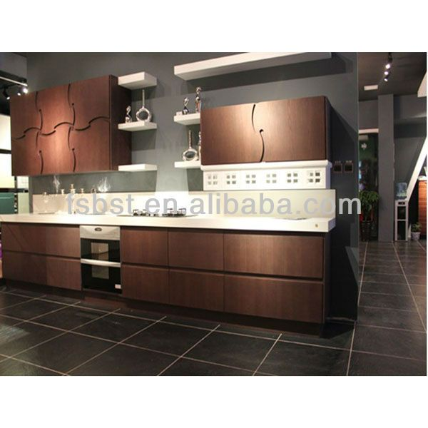Best Ak355 Affordable Modern Wood Kitchen Cabinet For Small 400 x 300