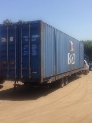 We Supply Used Steel Storage Container For Modified Shipping Cargo Sea Containers 20ft