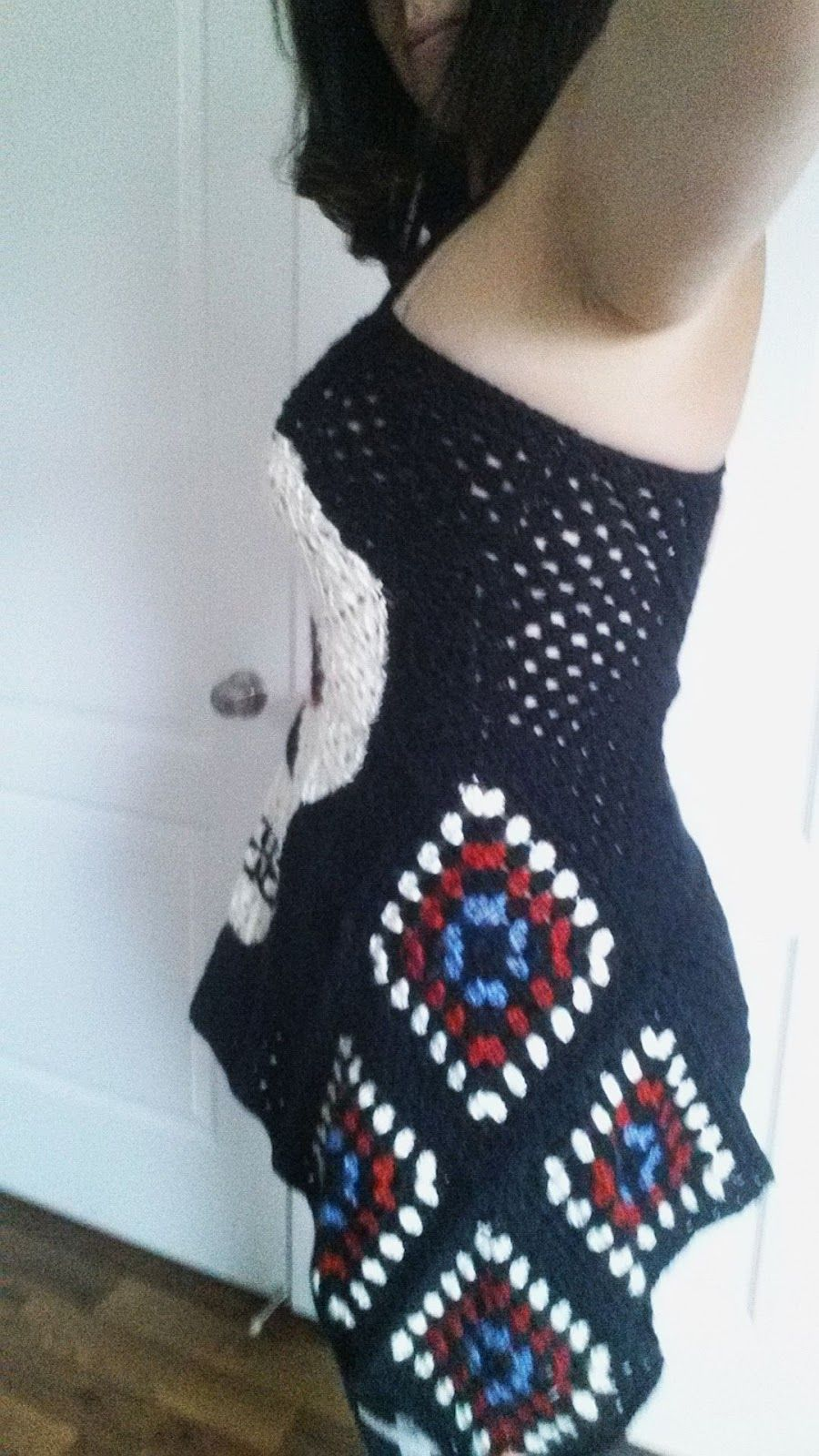 365 Crochet: Sugar Granny Skull Top -free crochet pattern ...