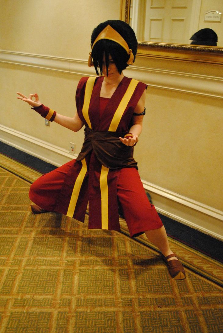 toph fire nation cosplay cosplay make up modeling pinterest