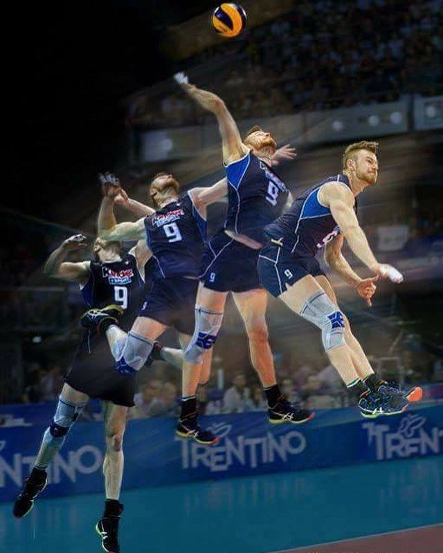Mi Piace  Volleyball Tube Volleytube Su Instagram Slow Motion Pic Visit The Link Volleytube