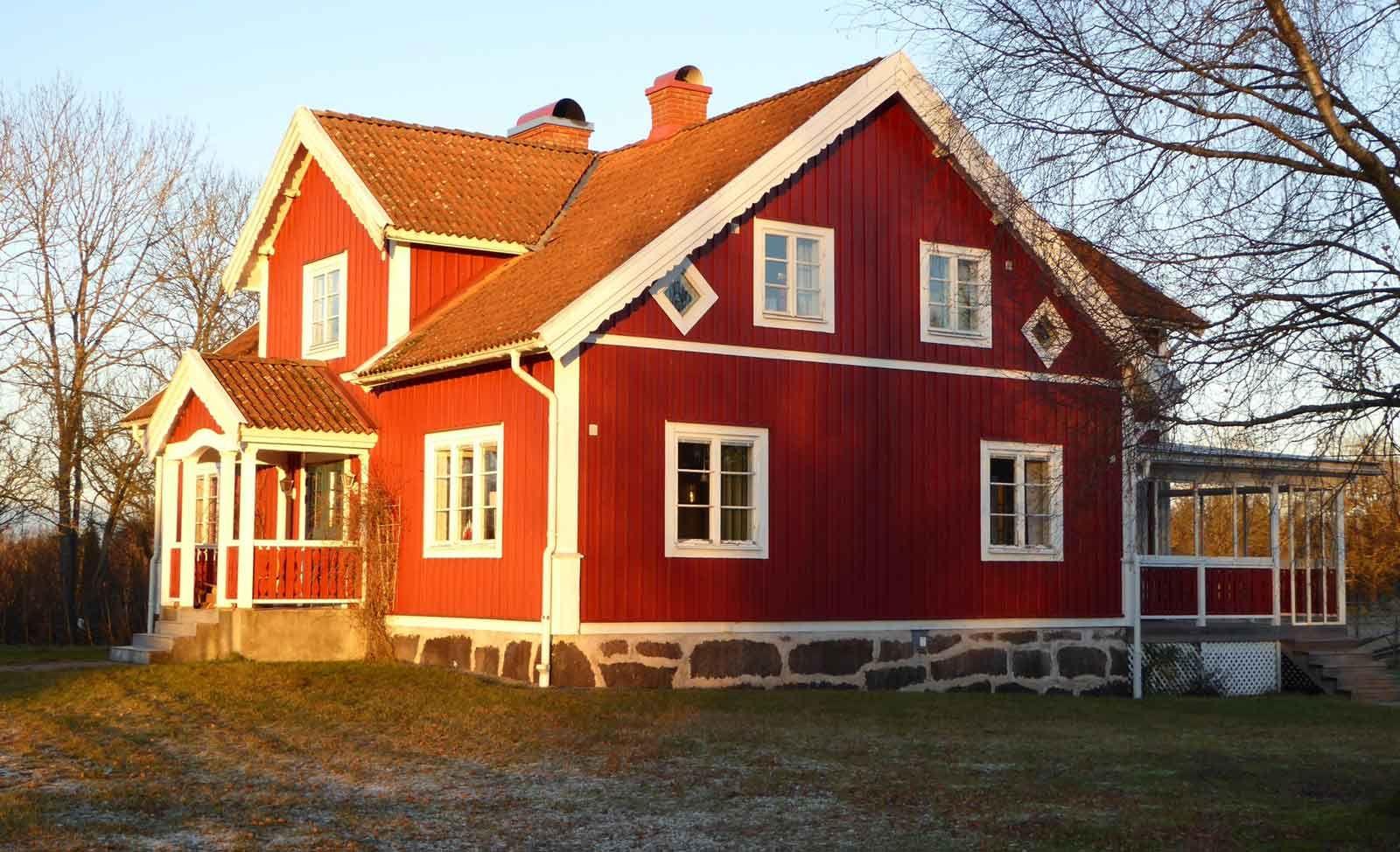 Ferienhaus am See Åsnen, Almen, Urshult, Tingsryd, Smaland