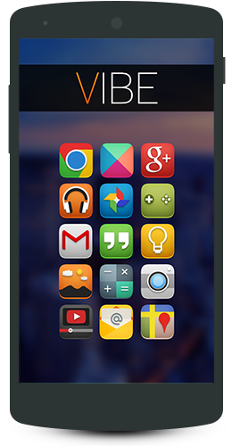 Apk For Android Vibe Icon Pack V4 0 1 Apk Icon Pack App Icon Design Apple Logo Wallpaper