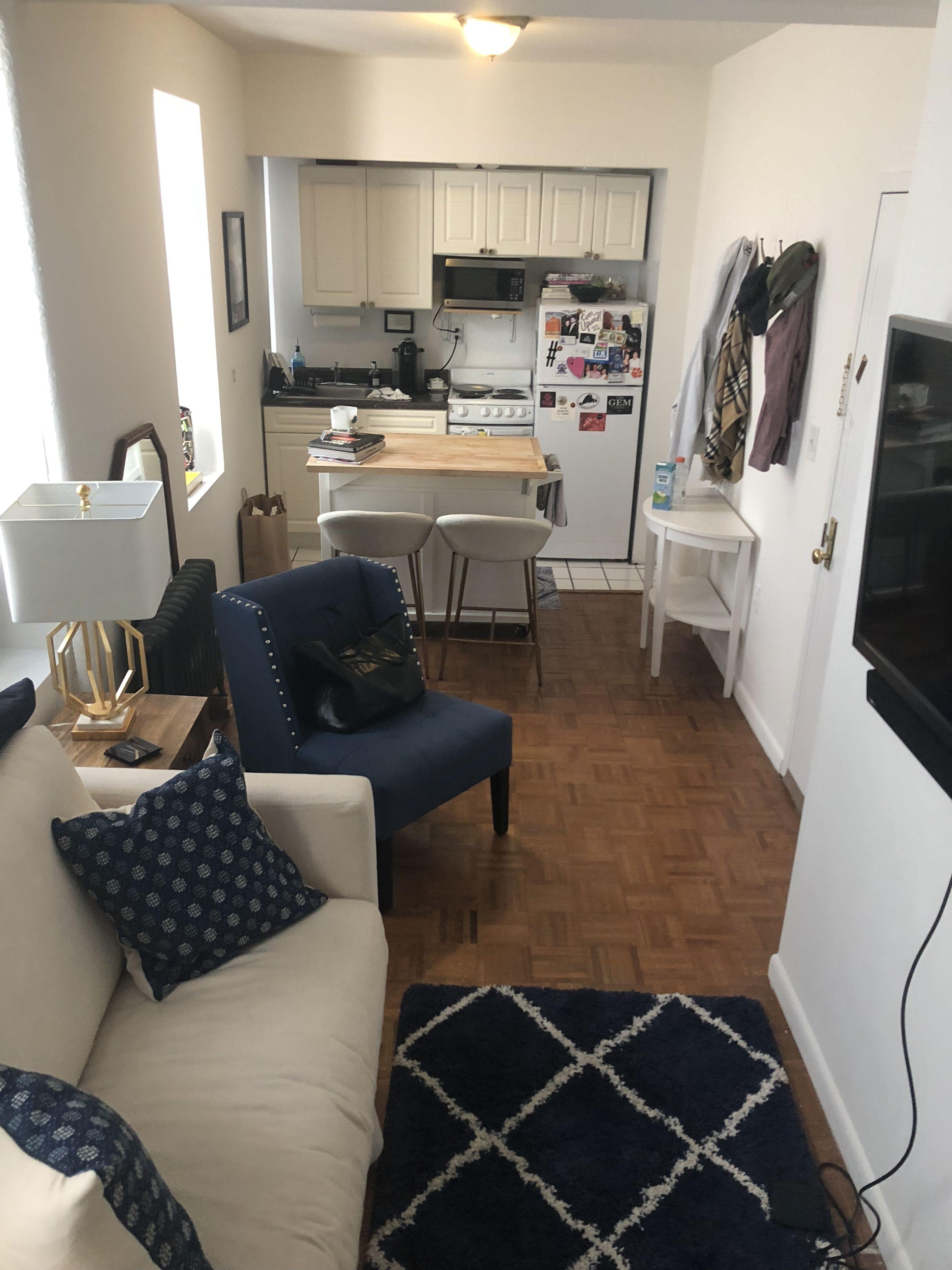 Living comedor y cocina en poco espacio salas em 2019 for Cocina comedor en poco espacio