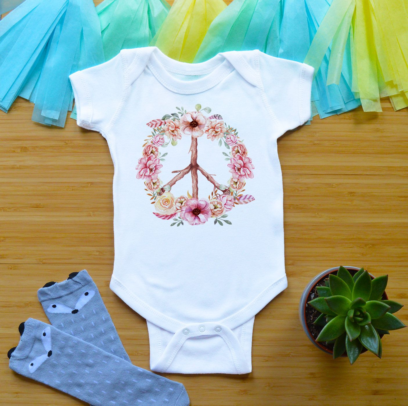 Stomach Cancer Awareness Baby T-Shirt inktastic We Will Find a Cure