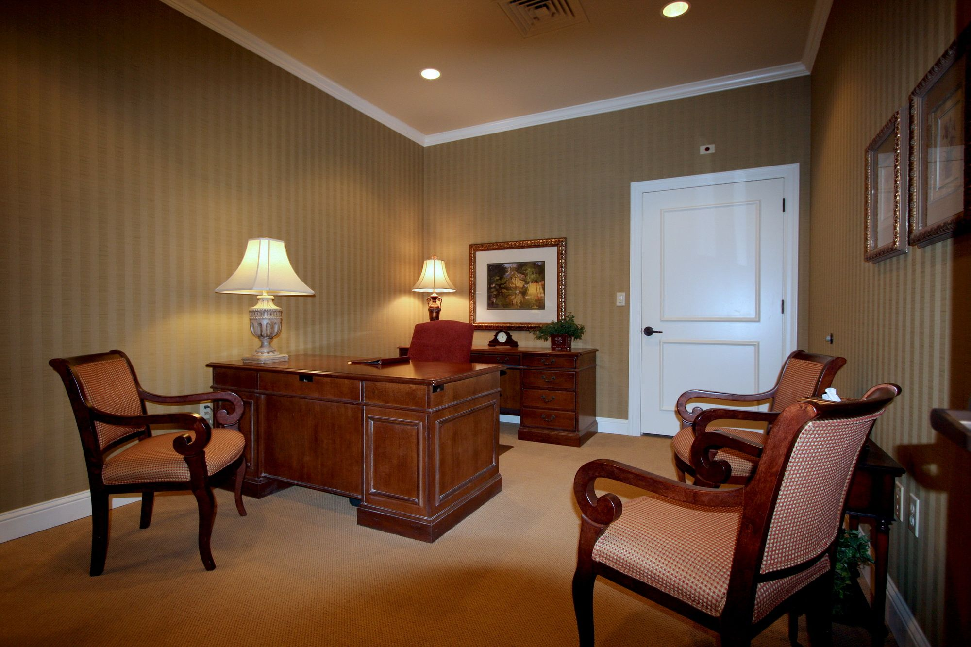 Image result for Funeral Home Interior Decorating | House ...