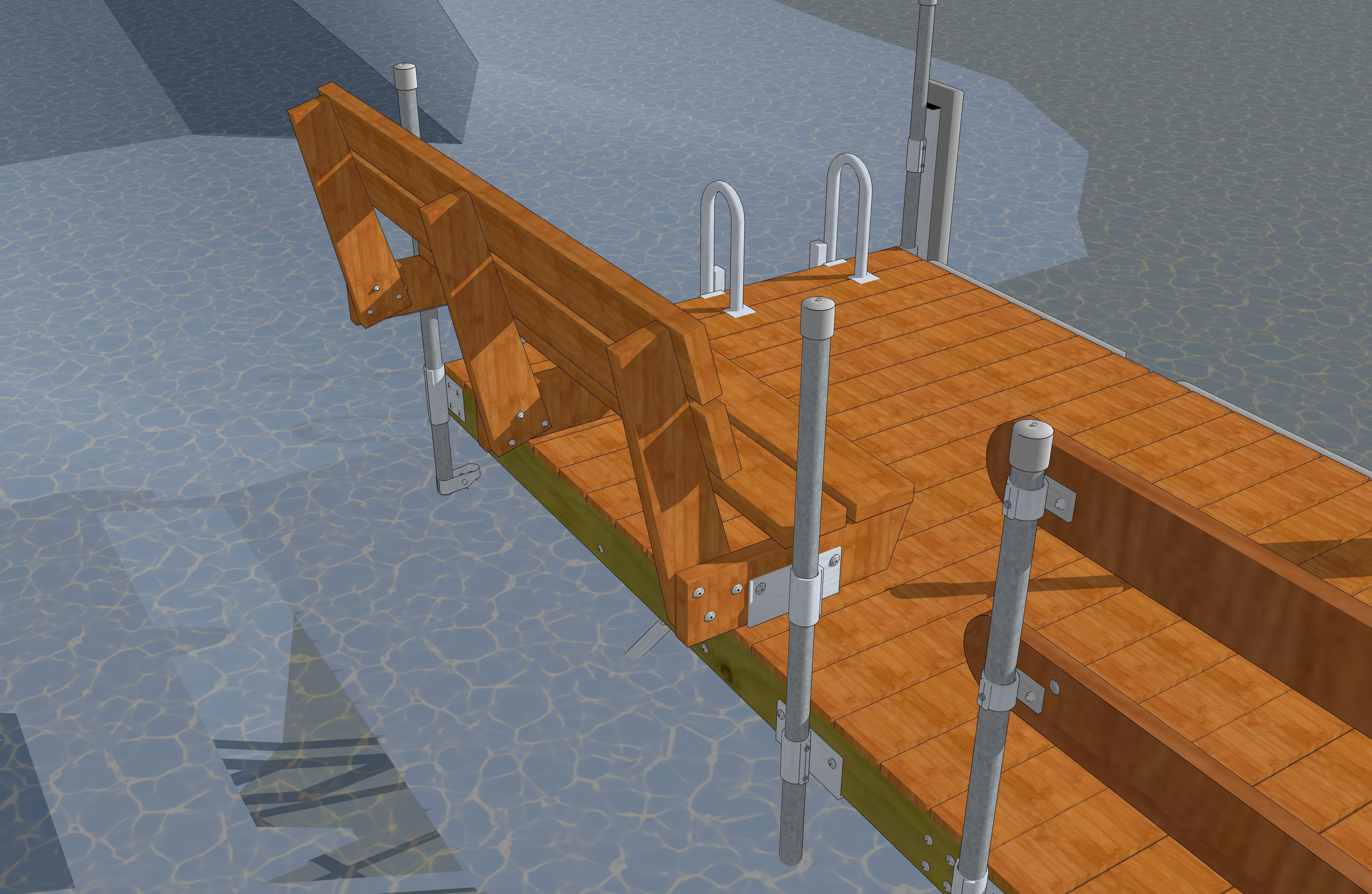 GND-Catalog - Boat Docks | Houseboats | Boat dock, Boat