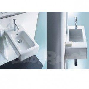 Lavabo Mod. Vero 25 Duravit 25 x 45 153 euros | baños beti ...