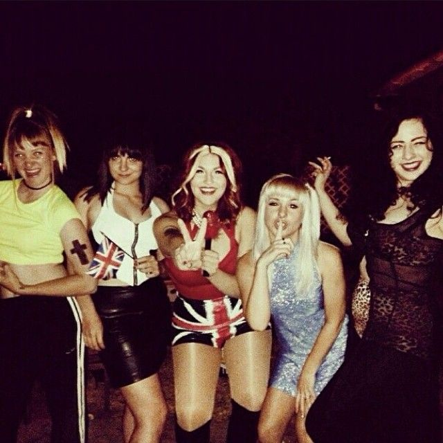Are These The Most British Halloween Costumes, Ever?