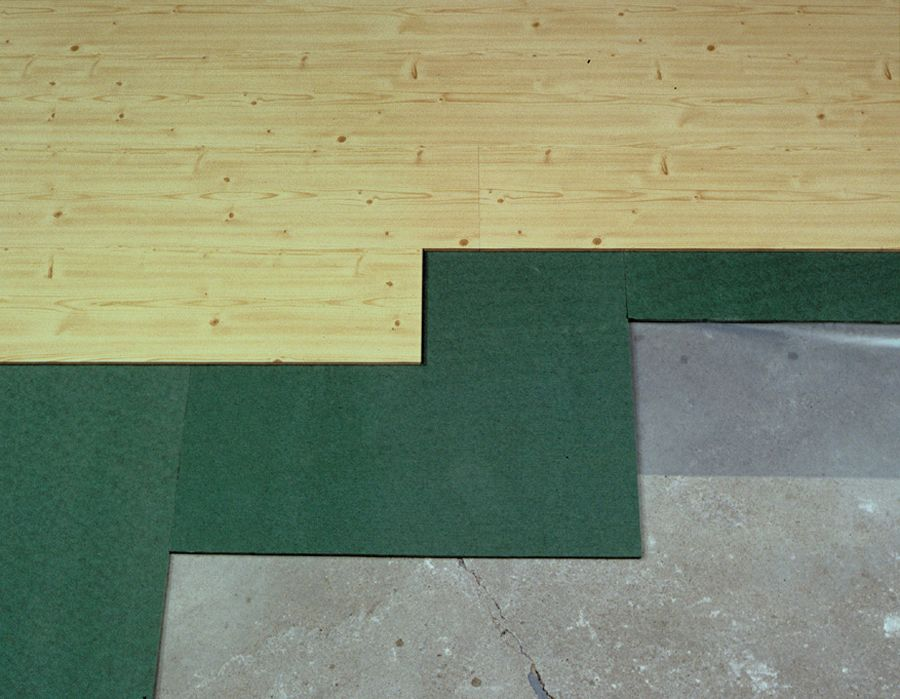 Impacta Paladin Acoustic Underlayment For Floated Engineered