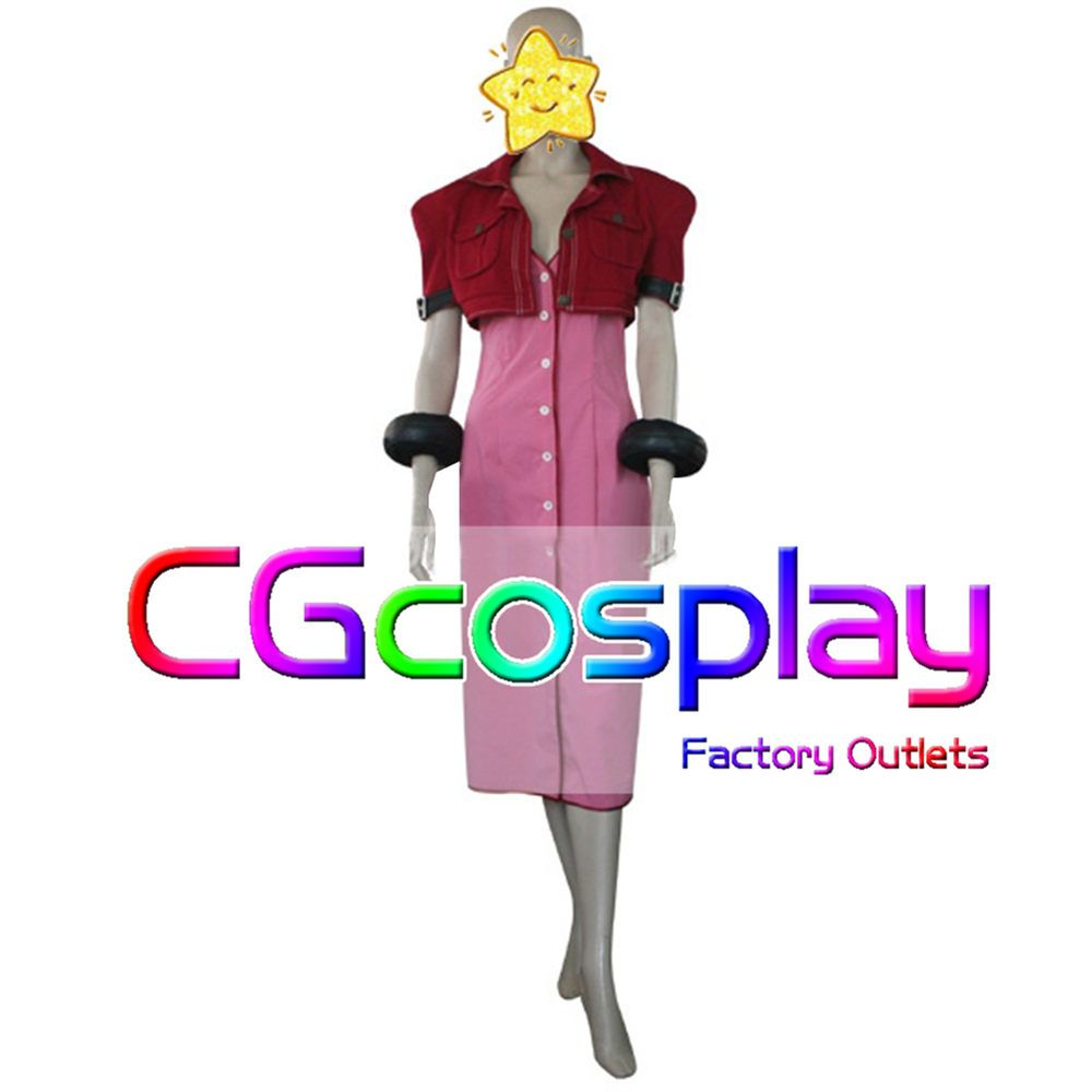 Click to Buy ucuc Express Final Fantasy VII  Aerith Gainsborough