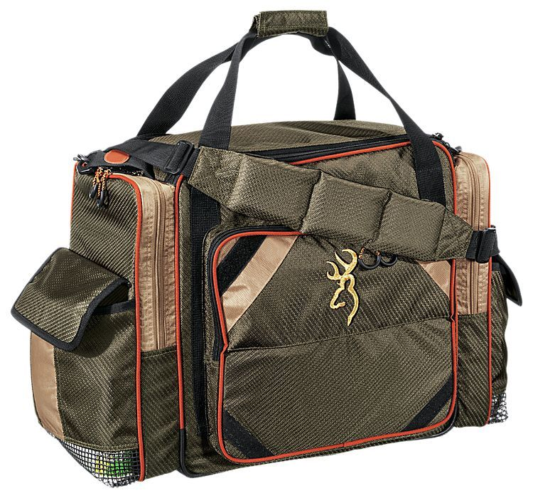 Browning fishing top loader tackle bag or system tackle for Professional fishing gear