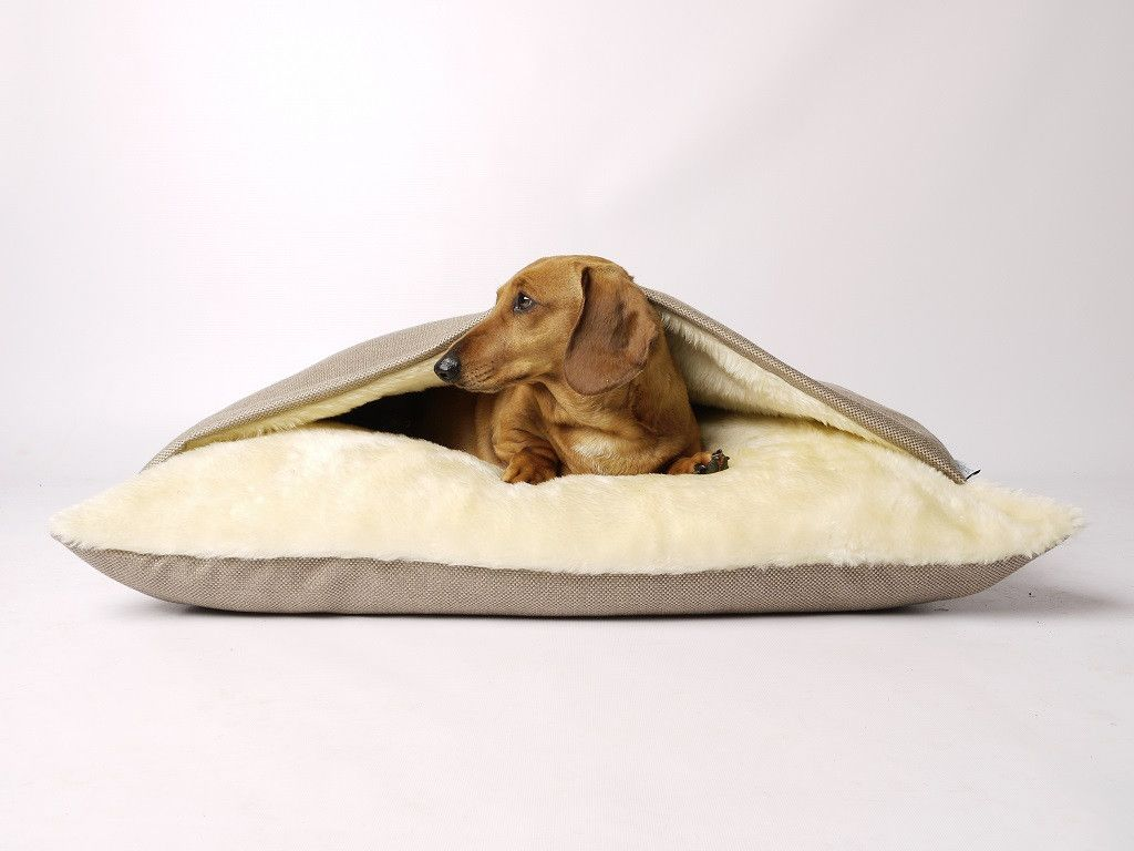 Snuggle Beds In Weave Hunde See