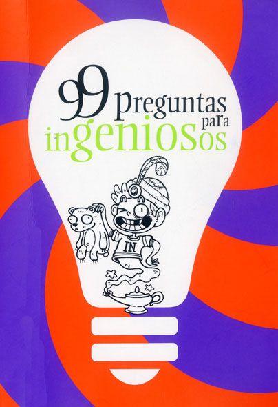 El libro contiene casi cien preguntas divertidas e