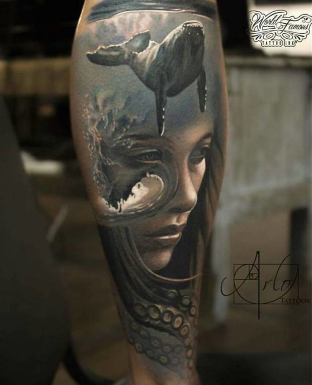 16e38ed7a This Artist's Hyper Realistic Tattoos Will Make You Want To Get Inked  Immediately | UltraLinx