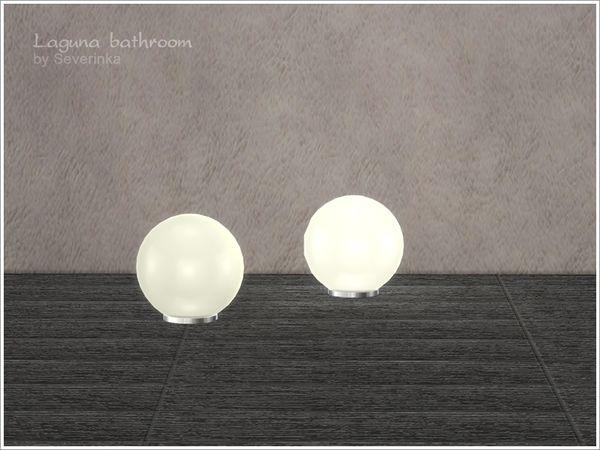 Severinka S Laguna Lamp Sims 4 Sims Ball Lamps